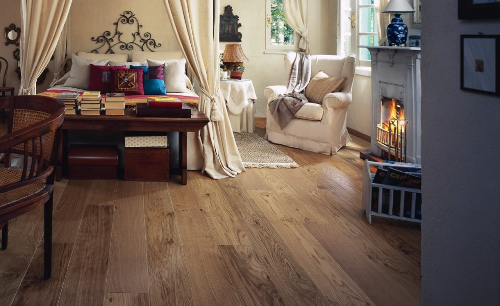 Oak Cornwall European Naturals Collection from SW Advanced Flooring