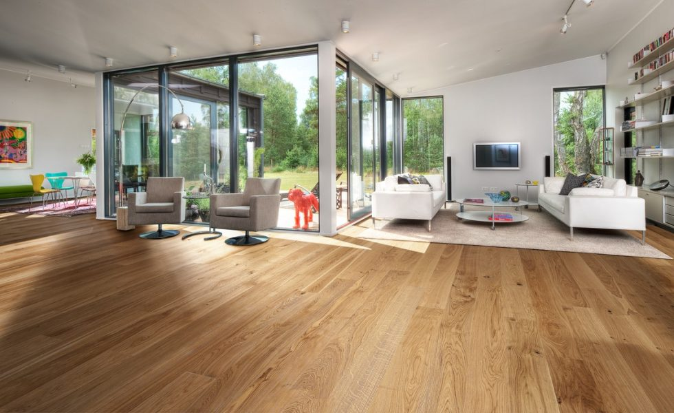 Oak Hampshire European Naturals Collection from SW Advanced Flooring