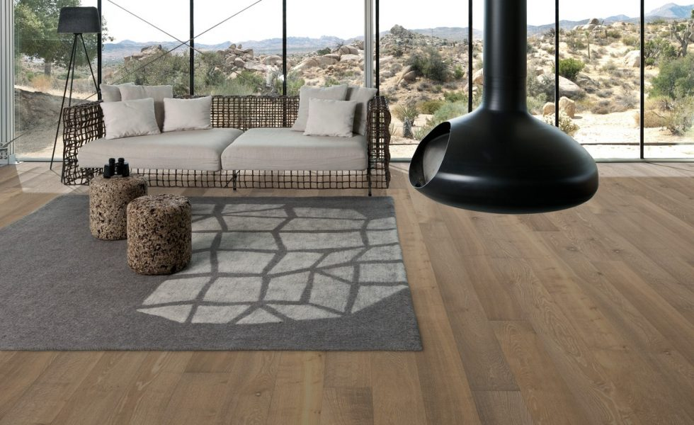 Oak Nouveau Greige Classic Nouveau Collection from SW Advanced Flooring