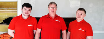 SW Advanced Flooring Team